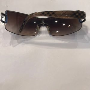Burberry Accessories - Burberry Wrap Sunglasses.Made in Italy.#1